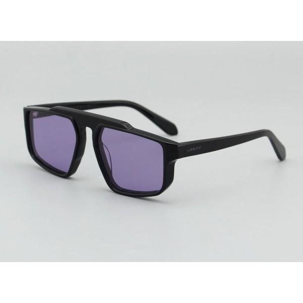 Melbourne Purple-Black